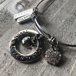 Jewelry - Teacher Charm Bracelet 👩🏻🏫